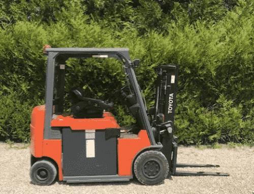 Chariot élévateur électrique de marque Toyota 3000KG